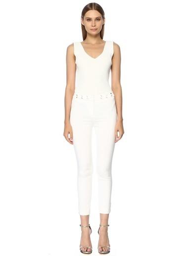 Que Pantolon Beyaz